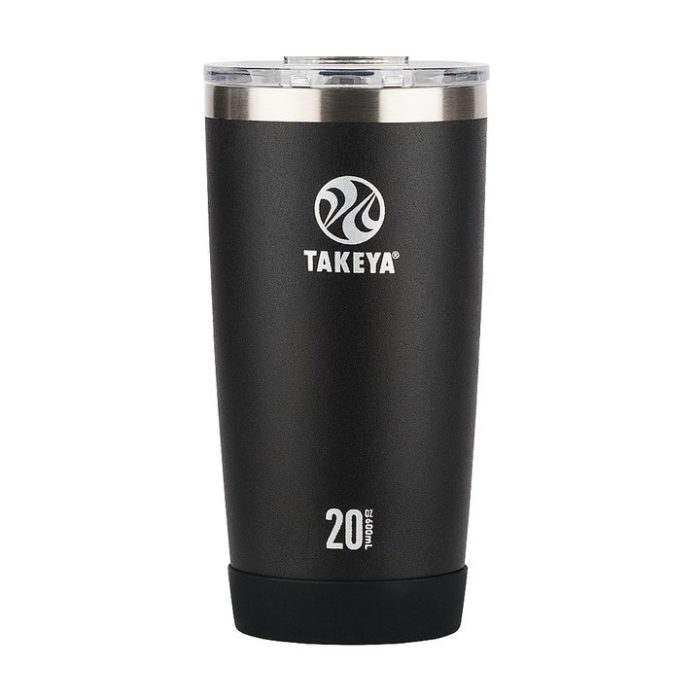 Actives Insulated Tumbler Onyx 600ml