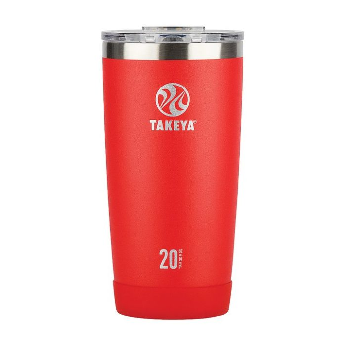 Actives Insulated Tumbler Fire 600ml