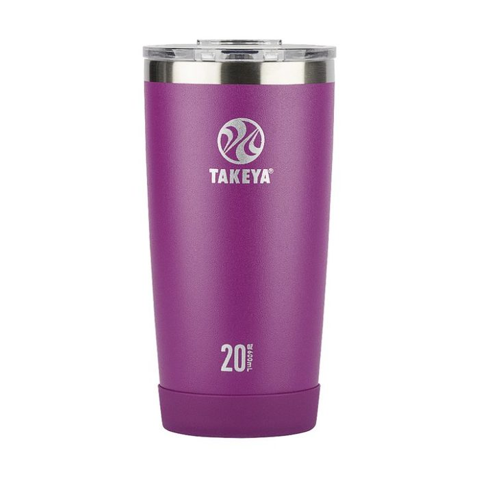 Actives Insulated Tumbler Violet 600ml